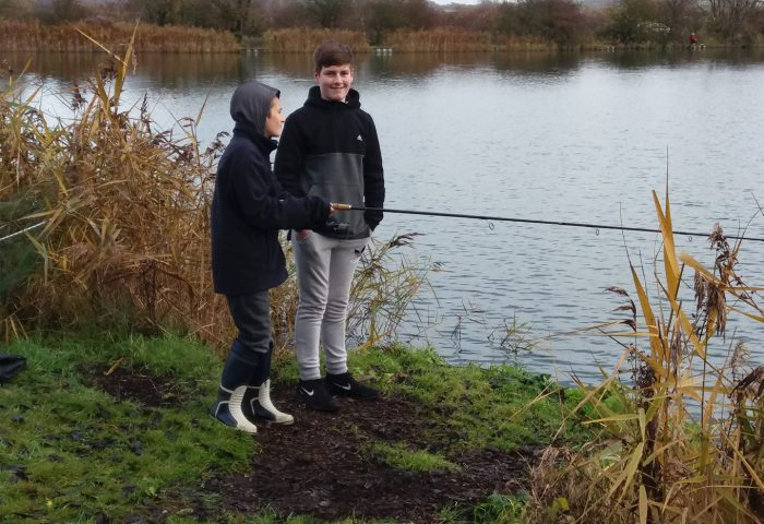 Welton waters fishing trip 1