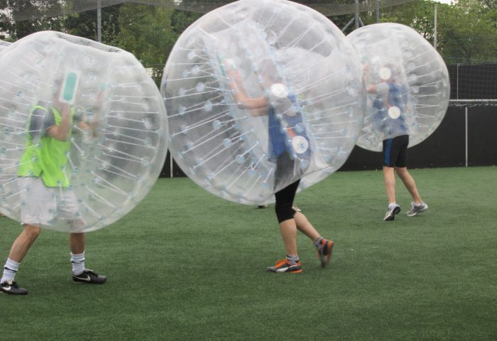 Zorb Bubble Football